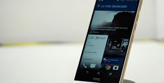 Analizamos HTC One M9