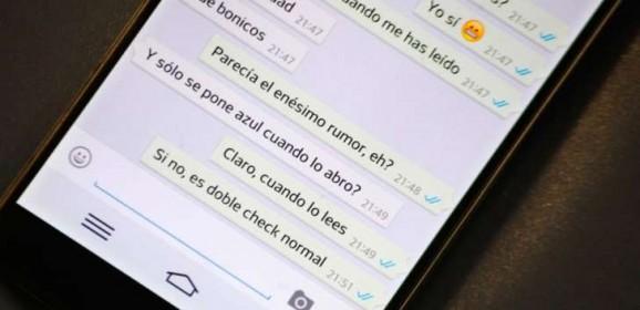 """WhatsApp permitirá marcar los mensajes como """"no leído"""""""